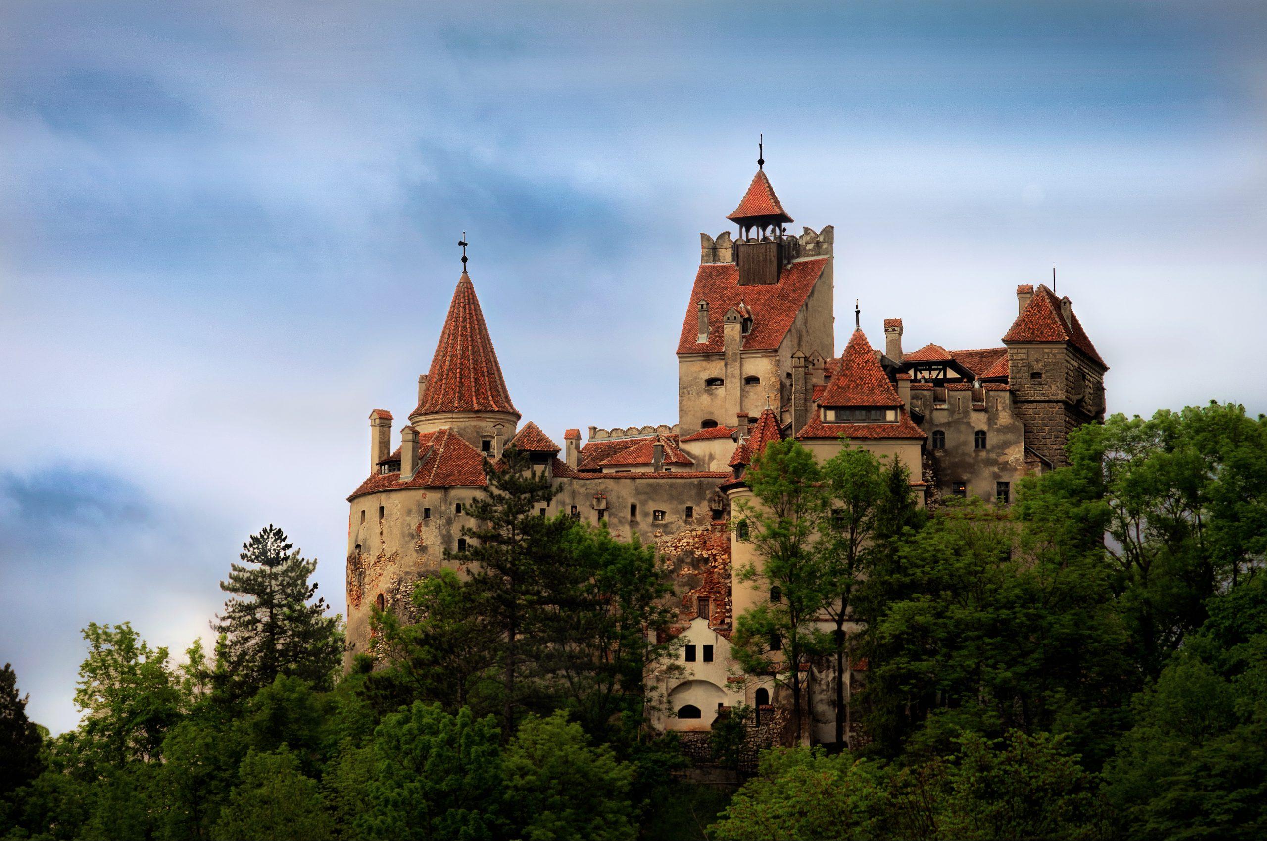 Castelul Bran va fi vindut cu noua zerouri