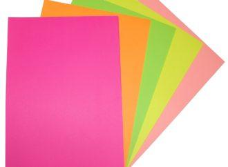 Cum sa alegi cea mai buna hartie color pentru compania ta?